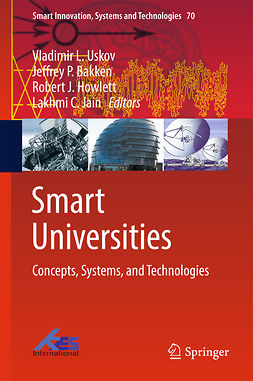 Bakken, Jeffrey P. - Smart Universities, ebook