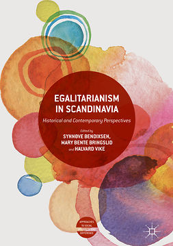 Bendixsen, Synnøve - Egalitarianism in Scandinavia, ebook