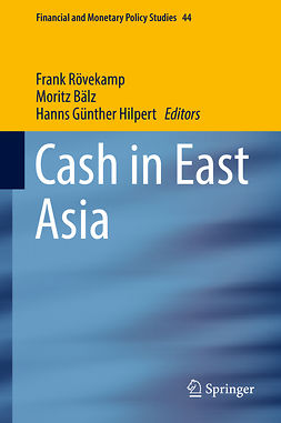 Bälz, Moritz - Cash in East Asia, ebook