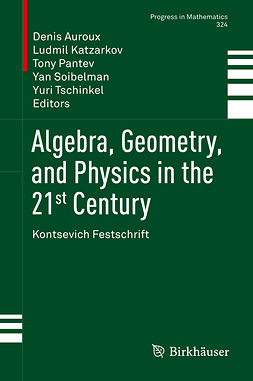 Auroux, Denis - Algebra, Geometry, and Physics in the 21st Century, e-bok
