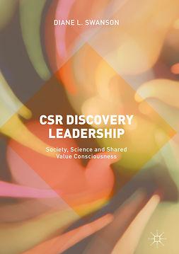 Swanson, Diane L. - CSR Discovery Leadership, e-bok