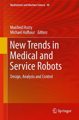 Hofbaur, Michael - New Trends in Medical and Service Robots, ebook
