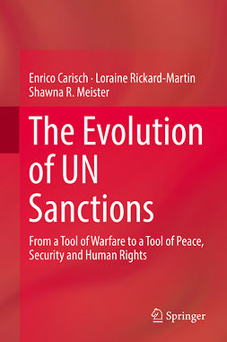 Carisch, Enrico - The Evolution of UN Sanctions, ebook