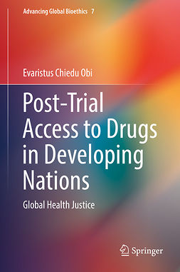 Obi, Evaristus Chiedu - Post-Trial Access to Drugs in Developing Nations, ebook