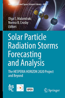 Crosby, Norma B. - Solar Particle Radiation Storms Forecasting and Analysis, ebook