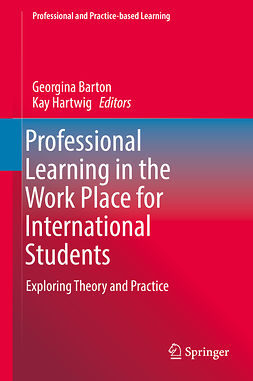 Barton, Georgina - Professional Learning in the Work Place for International Students, e-bok