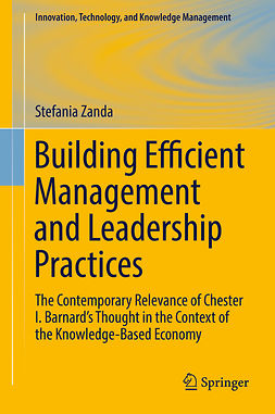 Zanda, Stefania - Building Efficient Management and Leadership Practices, ebook