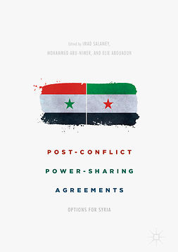 Abouaoun, Elie - Post-Conflict Power-Sharing Agreements, e-bok