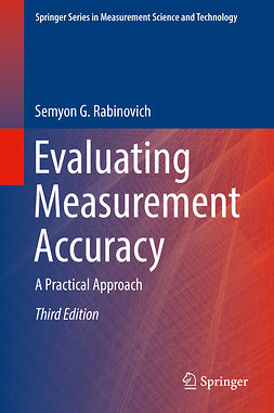 Rabinovich, Semyon G. - Evaluating Measurement Accuracy, ebook