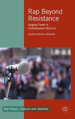 Almeida, Cristina Moreno - Rap Beyond Resistance, e-kirja
