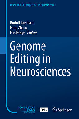 Gage, Fred - Genome Editing in Neurosciences, e-bok