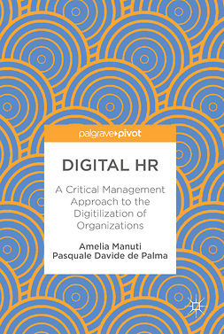 Manuti, Amelia - Digital HR, ebook