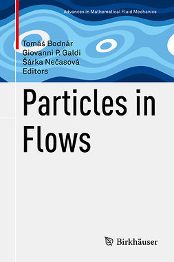 Bodnár, Tomáš - Particles in Flows, e-bok