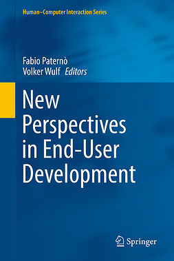 Paternò, Fabio - New Perspectives in End-User Development, ebook
