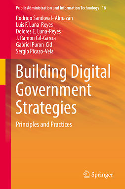 Gil-Garcia, J. Ramon - Building Digital Government Strategies, ebook