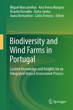Bernardino, Joana - Biodiversity and Wind Farms in Portugal, ebook