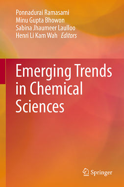 Bhowon, Minu Gupta - Emerging Trends in Chemical Sciences, ebook