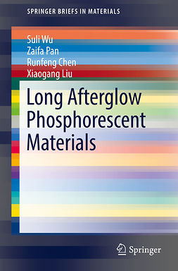 Chen, Runfeng - Long Afterglow Phosphorescent Materials, ebook