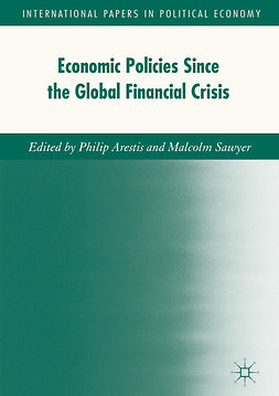 Arestis, Philip - Economic Policies since the Global Financial Crisis, e-bok