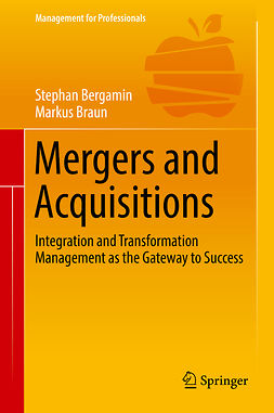 Bergamin, Stephan - Mergers and Acquisitions, ebook