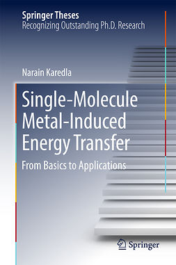Karedla, Narain - Single-Molecule Metal-Induced Energy Transfer, ebook