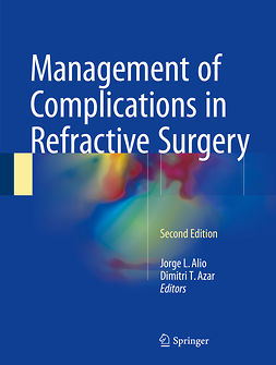 Alio, Jorge L. - Management of Complications in Refractive Surgery, e-bok