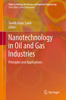 Saleh, Tawfik Abdo - Nanotechnology in Oil and Gas Industries, e-bok
