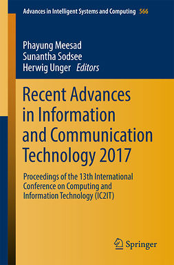 Meesad, Phayung - Recent Advances in Information and Communication Technology 2017, ebook