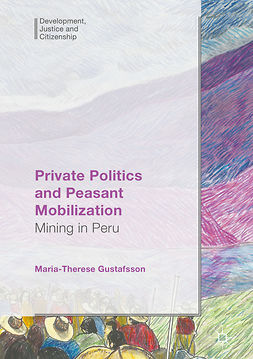 Gustafsson, Maria-Therese - Private Politics and Peasant Mobilization, ebook