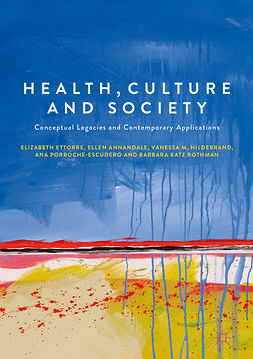 Annandale, Ellen - Health, Culture and Society, ebook