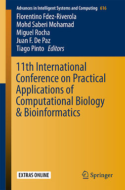 Fdez-Riverola, Florentino - 11th International Conference on Practical Applications of Computational Biology & Bioinformatics, ebook