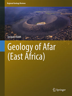Varet, Jacques - Geology of Afar (East Africa), ebook