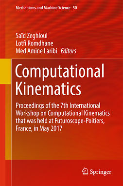 Laribi, Med Amine - Computational Kinematics, ebook
