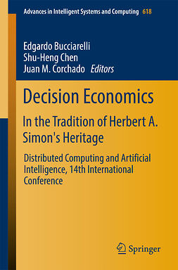 Bucciarelli, Edgardo - Decision Economics: In the Tradition of Herbert A. Simon's Heritage, ebook