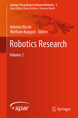 Bicchi, Antonio - Robotics Research, ebook