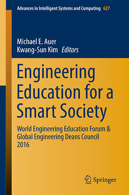 Auer, Michael E. - Engineering Education for a Smart Society, ebook