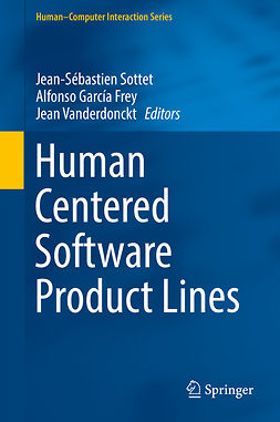 Frey, Alfonso García - Human Centered Software Product Lines, ebook