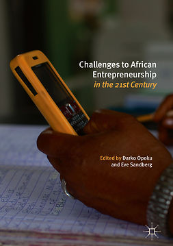 Opoku, Darko - Challenges to African Entrepreneurship in the 21st Century, ebook