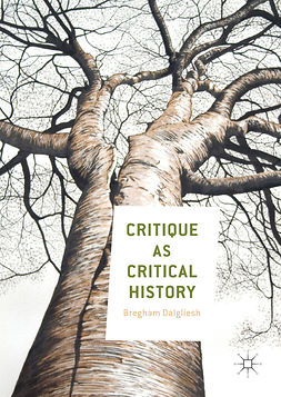 Dalgliesh, Bregham - Critique as Critical History, ebook