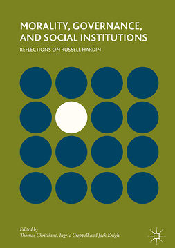 Christiano, Thomas - Morality, Governance, and Social Institutions, e-kirja