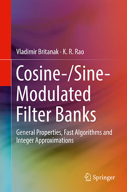 Britanak, Vladimir - Cosine-/Sine-Modulated Filter Banks, ebook