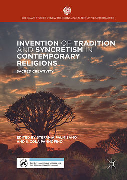 Palmisano, Stefania - Invention of Tradition and Syncretism in Contemporary Religions, e-bok