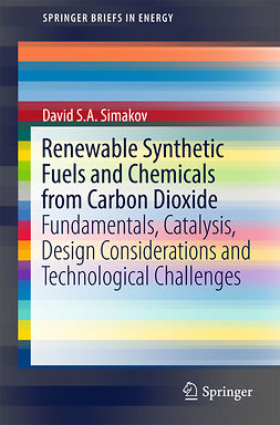 Simakov, David S.A. - Renewable Synthetic Fuels and Chemicals from Carbon Dioxide, ebook