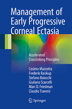 Baiocchi, Stefano - Management of Early Progressive Corneal Ectasia, e-bok