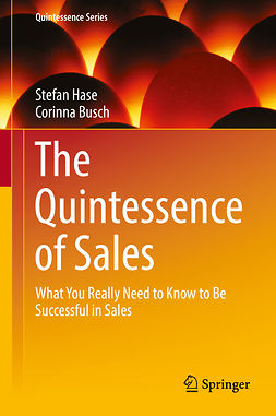 Busch, Corinna - The Quintessence of Sales, ebook