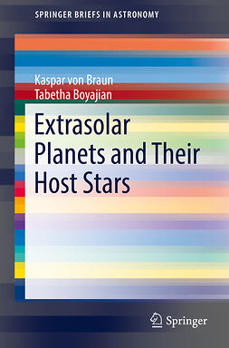 Boyajian, Tabetha - Extrasolar Planets and Their Host Stars, ebook