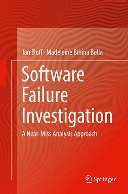 Bella, Madeleine Bihina - Software Failure Investigation, ebook