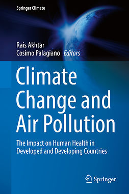 Akhtar, Rais - Climate Change and Air Pollution, ebook