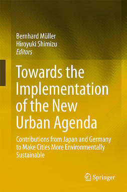 Müller, Bernhard - Towards the Implementation of the New Urban Agenda, e-kirja