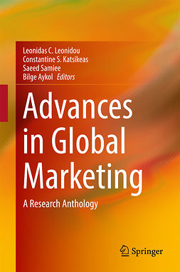 Aykol, Bilge - Advances in Global Marketing, ebook